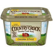 Country Crock Churn Style Spread, 15 Ounce -- 12 per case.