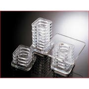 Smart Square Crystal Block Stand, 4.75 inch -- 1 each.