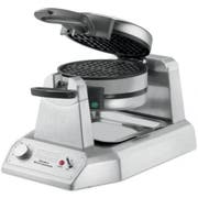 Waring Commercial Heavy Duty Double Vertical Classic Waffle Maker, 120 Volts -- 1 each.