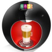 Nescafe Dolce Gusto Majesto Espresso and Cappuccino Coffee Pod Machine, 11.9 Pound -- 1 each.