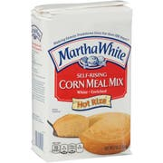Martha White Self Rising Cornmeal Mix, 5 Pound -- 8 per case.