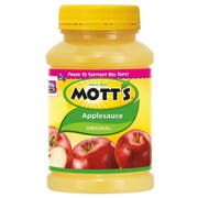 Motts Original Applesauce, 24 Ounce -- 12 per case.