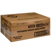 Kraft American Cheese Spread, 45 Pound -- 1 each.