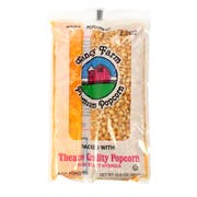 Fancy Farms Popcorn Mini-Max Kit - 10.6 oz. kit, 24 per case