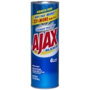 Ajax Scourer Powder Cleanser with Bleach, 28 Ounce -- 12 per case.