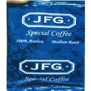 JFG 100 Arabica Coffee Special Blend, 1.75 Ounce -- 72 per case.