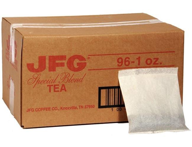 JFG Brew Tea, 1 Ounce -- 96 per case.