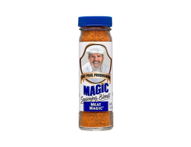 Chef Paul Prudhommes Meat Magic - 2 oz. jar, 24 jars per case