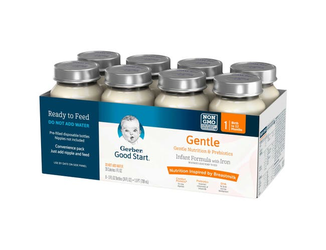 Nestle Good Start Supreme Soy Dha and Ara Nurser, 3 Ounce -- 6 per case.