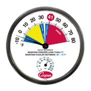 Cooper Atkins HACCP Cooler Freezer Thermometer -- 1 each.