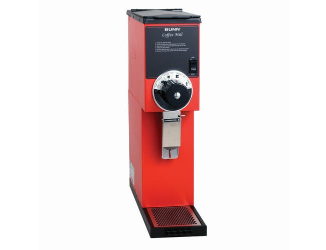 Bunn-O-Matic Two Pound Bulk Grinder, 26.4 x 7.3 x 16 Inch -- 1 each