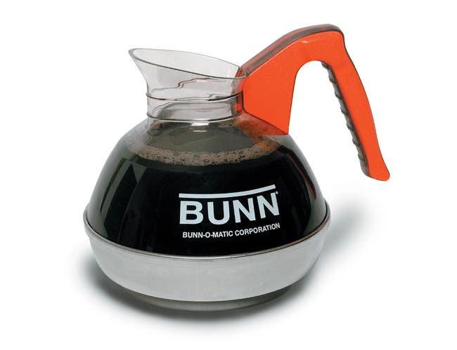 Bunn O Matic Easy Pour Decaf Coffee Decanter - 1.89 litre Capacity, 64 Ounce -- 1 each.