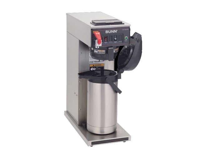 Bunn-O-Matic Dual Voltage Airpot Coffee Brewer, 23.6 x 9 x 18.5 Inch -- 9 per case