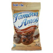 Famous Amos Double Chocolate Chip Cookie, 3 Ounce -- 36 per case.