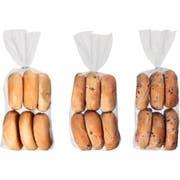 Pinnacle Foods Lenders Unsliced Bagel Shoppe Bagels, 4 Ounce -- 12 per case.