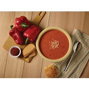 Blount Red Pepper and Smoked Gouda Bisque, 4 Pound -- 4 per case.