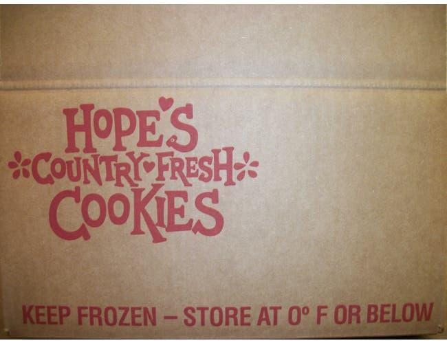 Hopes Homestyle Oatmeal Raisin Cookie Dough, 1.5 Ounce -- 213 per case.