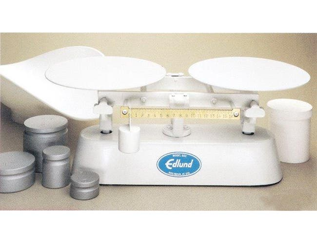 Edlund BDS Series Standard Bakers Dough Scale, 16 Pound x 1/4 Ounce -- 1 each.