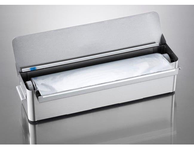 Edlund Open Top Film Dispenser with Slide Cutter, 18 inch -- 1 each.