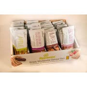 Appleways Whole Grain Assorted Flavors Simple Wholesome Oatmeal Bar, 1.2 Ounce -- 18 per case.