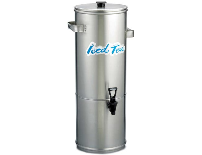 5 Gallon Stainless Steel Beverage Dispenser -- 1 Count