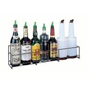 San Jamar Wire Speed Rack Bottle Holder, 6 x 24 x 4 1/2 inch -- 1 each.