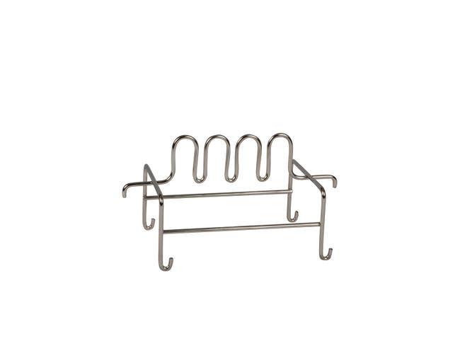 San Jamar Cut N Carry Shelf Mounting Rack Only -- 1 each.