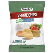Simply7 BBQ Quinoa Chips, 1.25 Ounce -- 6 per case.