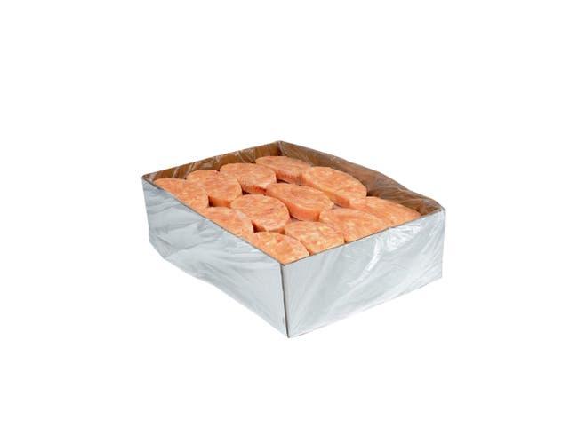 Advance Food Recipe Cut Break Away Chicken Breast, 4 Ounce -- 48 per case.