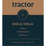 Tractor Organic Cola Soda Syrup, 2.5 Gallon -- 1 each.