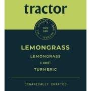 Tractor Organic Lemongrass Soda Syrup, 2.5 Gallon -- 1 each.