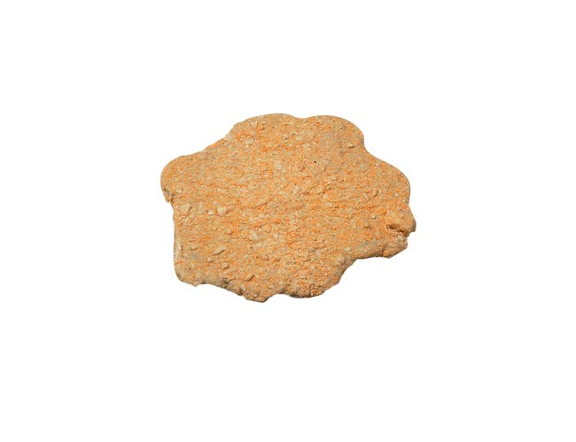 Advance Food Breaded Veal and Beef Parmigiana Patties, 4 Ounce -- 40 per case.
