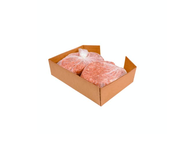Advance Food Company Formed Marinated Flat Beef Chunk, 1 Pound -- 160 per case.