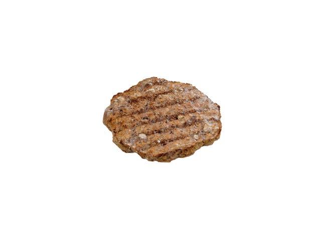 Advance Food Beef Steak Burger, 4 Ounce -- 40 per case.