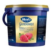 Hero Raspberry Fruit Spread, 9.37 Pound Pail -- 1 each.