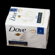 Dove White Beauty Bar, 8 Ounce -- 12 per case.