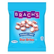 Brachs Sugar Free Star Brites - 3.5 oz. bag, 12 per case