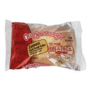 Otis Spunkmeyer Lemon Loaf Cake with Icing, 4 Ounce -- 24 per case.