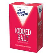 Diamond Crystal Iodized Salt, 2.25 Pound -- 18 per case.