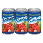 Clamato Juice Tin 24 Can 5.5 Ounce