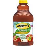 Motts Original Natural 100 Percent Apple Juice, 64 Fluid Ounce -- 8 per case.
