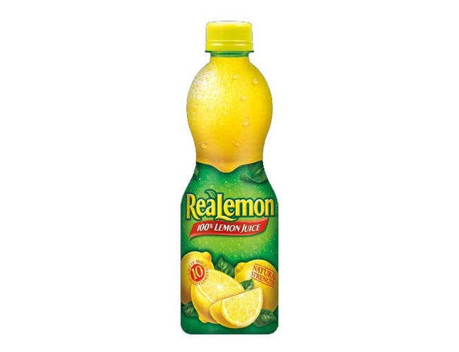 Realemon Retail Squeeze Juice 12 Case 15 Ounce