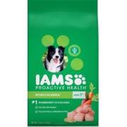Iams Proactive Health Adult MiniChunks Dry Dog Food, 3.3 Pound -- 4 per case.