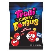 Trolli Cherry Bombers Gummi Candy, 4.25 Ounce -- 12 per case.