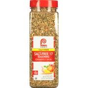 Lawry`s Salt-Free 17 Seasoning, 20 oz. -- 6 per case