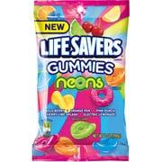 Life Savers Gummies Neons, 7 ounce -- 12 per case