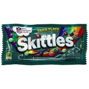 Skittles Trick Plays Singles Bite Size Candy, 2 Ounce -- 288 per case.