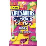 Life Savers Gummies Exotics, 7 ounce -- 12 per case