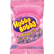 Hubba Bubba Bubble Blast Bubble Gum - Peg Bag, 5.29 Ounce -- 12 per case.