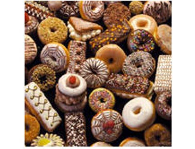 Donut Mix, Yeast Raised -- 50 Pound